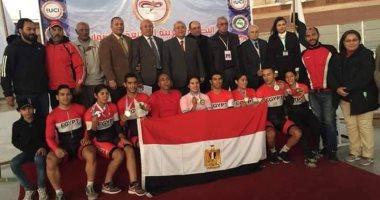 مصر تتصدر النسخة التاسعة للبطولة العربية لدراجات المضمار