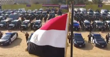 فيديو.. انتشار الشرطة بربوع البلاد قبل عيد الميلاد