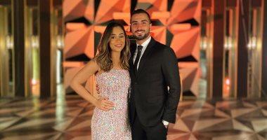 السعودية نيوز |                                              محمد الشرنوبى وزوجته راندا رياض يعلنان تعافيهما من فيروس كورونا