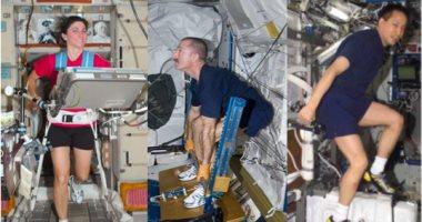 صورة اعرف نظام التمارين الرياضية لرواد الفضاء خارج الأرض كل يوم