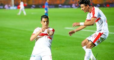 اهداف مباراة الزمالك وأسوان فى الدورى المصرى اليوم السابع