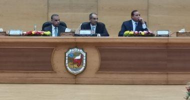 """وزير الاتصالات: تطوير جامعة سوهاج تكنولوجيا ركيزة أساسية من """"مصر الرقمية"""""""