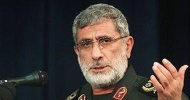 """وكالة: قائد فيلق القدس الإيرانى يزور سوريا ويحذر من """"مؤامرات"""" أمريكا وإسرائيل"""