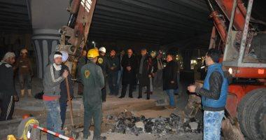 """""""تاون جاس"""" تنتهى من تعديلات خطوط الغاز بالمرحلة الأولى لتطوير مصر الجديدة"""