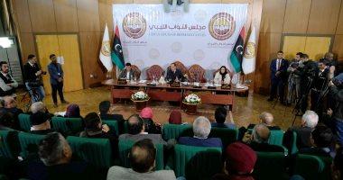 """البرلمان الليبى يتهم """"الوفاق"""" بخرق اتفاق الهدنة بدعم من تركيا وقطر"""