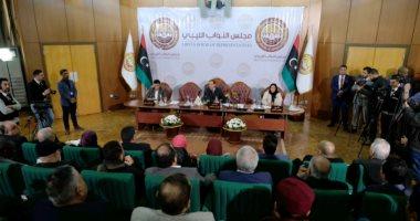 وفدا مجلس النواب والمجلس الأعلى فى ليبيا يجريان محادثات فى القاهرة