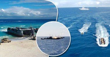 شاهد القدرات القتالية للقوات البحرية المصرية بعد انضمام الغواصة الجديدة