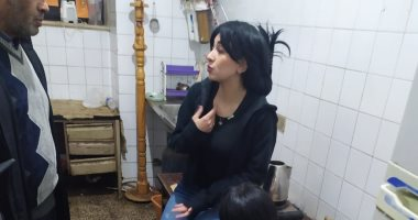 """فتاة التحرش تبرئ متهما أمام النيابة: """"هانى"""" كان بحوزته كلب وحاول إبعاد الشباب"""