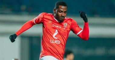 رسميا.. أجايى أفضل لاعب في الجولة الأولى من دوري أبطال أفريقيا