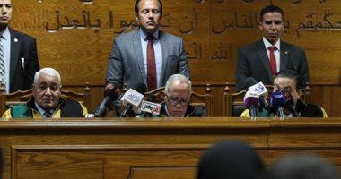 """تأجيل محاكمة 84 متهما فى إعادة محاكمتهم بـ""""فض اعتصام رابعة"""" للغد"""