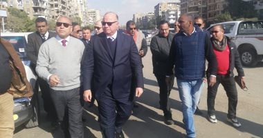 محافظ القاهرة ووزيرة البيئة يفتتحان المرحلة الأولى من تشجير ميدان تريومف