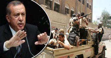 أردوغان يهدد قادة الجيش التركى لاعتراضهم على ضم إرهابيين لصفوفه