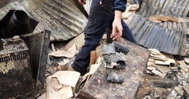 حرائق غابات أستراليا تلتهم منازل منطقة كوبارجو