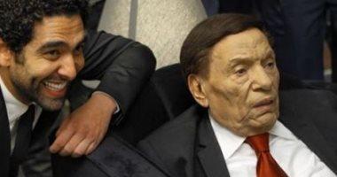 فركش فلانتينو.. أحدث صورة للزعيم عادل إمام بعد انتهاء تصوير المسلسل