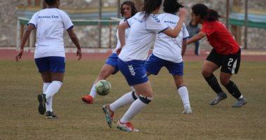 هزيمة منتخب مصر للكرة النسائية أمام تونس 6/2 في تصفيات كأس الأمم الأفريقية