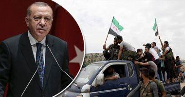 طائرة مسيرة تركية تستهدف مواقع الجيش الليبى جنوب سرت