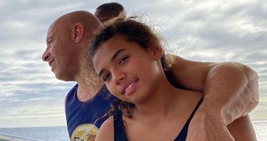 """عطلة عائلية لـ""""فان ديزل"""" وسط المحيط بعد انتهاء تصويره لـFast9"""