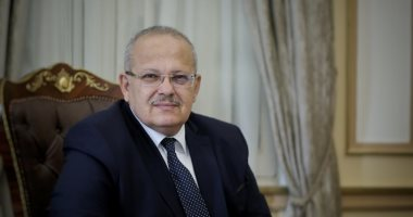 الدكتور محمد الخشت رئيس جامعة القاهرة