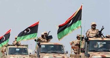 الجيش الليبى يكشف عن مقتل أحد القادة الأتراك فى قصف قاعدة الوطية