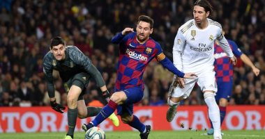 ريال مدريد يثير أزمة فى برشلونة بسبب تخفيض الرواتب