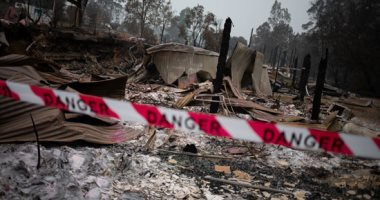 مشاهد مروعة ودمار واسع بسبب حرائق الغابات فى أستراليا