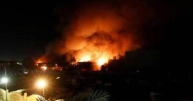 سماع دوى انفجارات متتالية فى سماء مدينة جبلة بسوريا