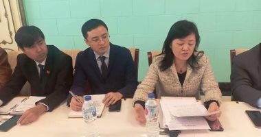 قنصل الصين بالإسكندرية: نواصل التعاون فى مبادرة الحزام والطريق مع مصر