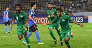 السعودية تواجه تايلاند فى ربع نهائى كأس آسيا تحت 23 سنة