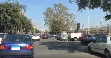 المرور: إعادة فتح شارع الهرم بعد انتهاء أعمال المترو وسط انتشار الخدمات