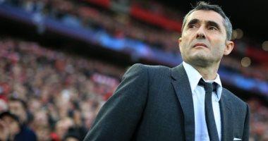 حديث كل اخفاق .. فالفيردى مهدد بالإقالة من تدريب برشلونة