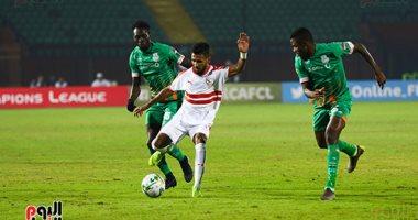 ترتيب مجموعة الزمالك فى دوري ابطال افريقيا بعد الفوز علي زيسكو