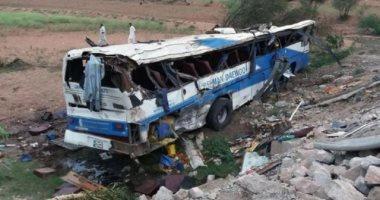 مصرع شخص وإصابة 7 أخرين جراء انفجار فى محطة للحافلات بباكستان