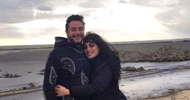 أحمد الفيشاوى فى رسالة لزوجته: شكرا على حبك ورعايتك نادية
