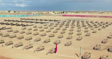 """رئيس مجلس مشايخ ليبيا: """"مصر حماها الله فى المقام الأول ثم جيشها العظيم"""""""