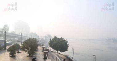 الأرصاد: شبورة على القاهرة الكبرى والوجه البحرى غدا وأمطار على السواحل الشمالية