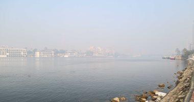 الأرصاد: شبورة مائية كثيفة غدا والحرارة فى القاهرة تسجل 20 درجة
