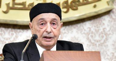 عقيلة صالح: تركيا جزء من المشكلة وخصم للشعب الليبى
