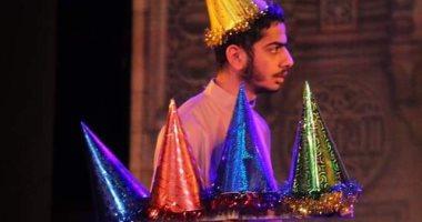 """""""مولد المرسى أبو العباس"""".. عرض مسرحى لفرقة قصر ثقافة الأنفوشى (صور)"""