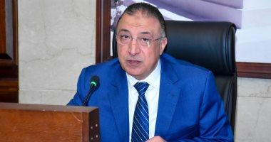 محافظ الإسكندرية يكشف تفاصيل ضبط رجل تعدى على أملاك الدولة ويمتلك 23 برجا