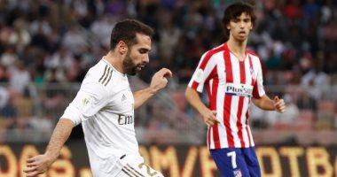الريال ضد أتلتيكو مدريد.. الوقت الإضافي يحسم نهائي السوبر الإسباني
