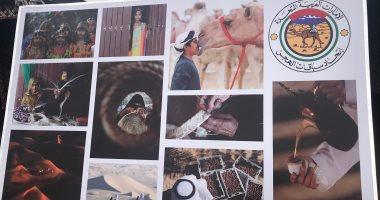 صور.. إنشاء قرية لعرض تراث الإمارات على هامش مهرجان شرم الشيخ للهجن