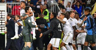 ملخص وركلات ترجيح مباراة الريال ضد أتلتيكو مدريد فى السوبر الإسبانى