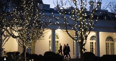إيفانكا ترامب تحتفل بوصول ملامح الشتاء للبيت الأبيض بنشر صورة لوالدها