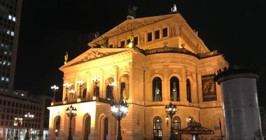 أوبرا فرانكفورت قبلة مثقفى وفنانى العرب وأوروبا