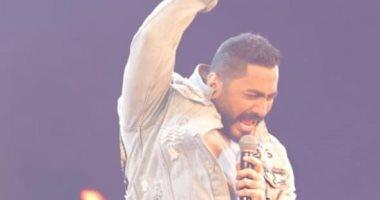 تامر حسنى يتضامن مع حملة حلمى عبد الباقى لمساعد الموسيقيين المتضررين من كورونا