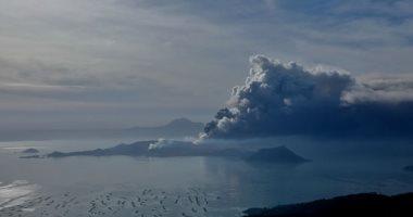 تحذير من تسونامى حال ثوران بركان تال جنوب الفلبين