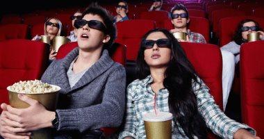 الجلوس فى السينما لمشاهدة الأفلام يعادل ممارسة التمارين الخفيفة