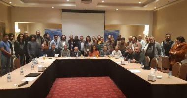 أمين عام الهيئة العربية للمسرح بالأردن يلتقى السفراء العرب فى عمان