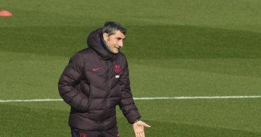 فالفيردى مدرب برشلونة أول مُقال في صدارة الدوري بأوروبا منذ 2011