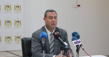 سفير فلسطين بالقاهرة: الإدارة الأمريكية شريكا للاحتلال فى سياساته الإجرامية